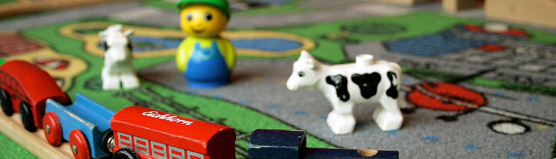 Crescendo kinderzorg - specialistische opvang aan kinderen met een beperking